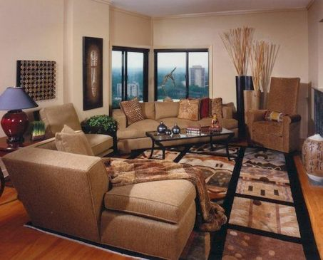 Impressive chinese living room decor ideas 39