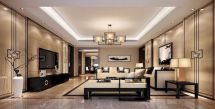 Impressive chinese living room decor ideas 44