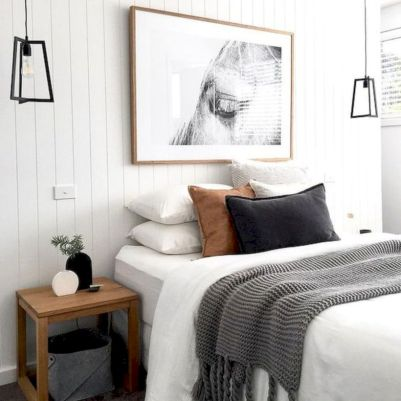 Inexpensive diy bedroom decorating ideas on a budget 36
