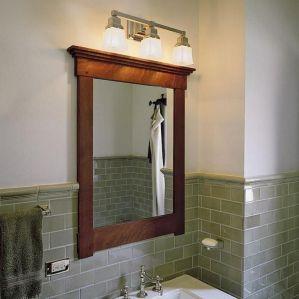 Inspiring bathroom mirror design ideas 13