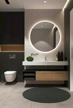 Inspiring bathroom mirror design ideas 17