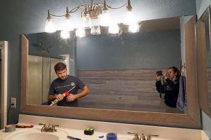 Inspiring bathroom mirror design ideas 23