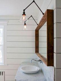 Inspiring bathroom mirror design ideas 37