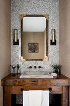 Inspiring bathroom mirror design ideas 39