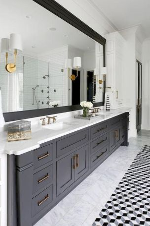 Inspiring bathroom mirror design ideas 49
