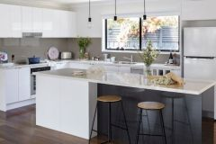 Latest coastal kitchen design ideas 05