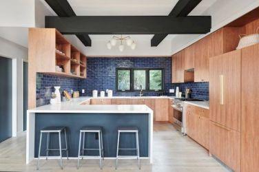 Latest coastal kitchen design ideas 06