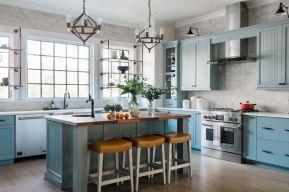 Latest coastal kitchen design ideas 13