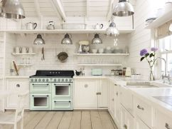 Latest coastal kitchen design ideas 16