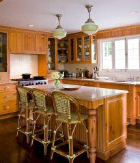 Latest coastal kitchen design ideas 42