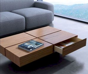 Magnificient coffee table designs ideas 16