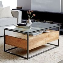 Magnificient coffee table designs ideas 41