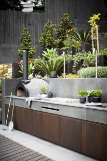 Modern outdoor kitchen designs ideas 05