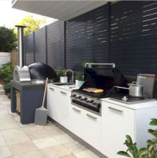 Modern outdoor kitchen designs ideas 12