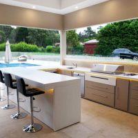 47 Modern Outdoor Kitchen Designs Ideas