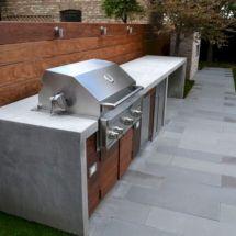 Modern outdoor kitchen designs ideas 40