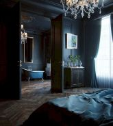 Newest gothic bathroom design ideas 02