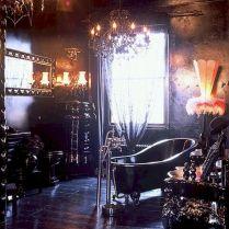 Newest gothic bathroom design ideas 06