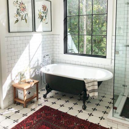 Newest gothic bathroom design ideas 19