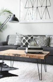 Stunning scandinavian living room design ideas 11