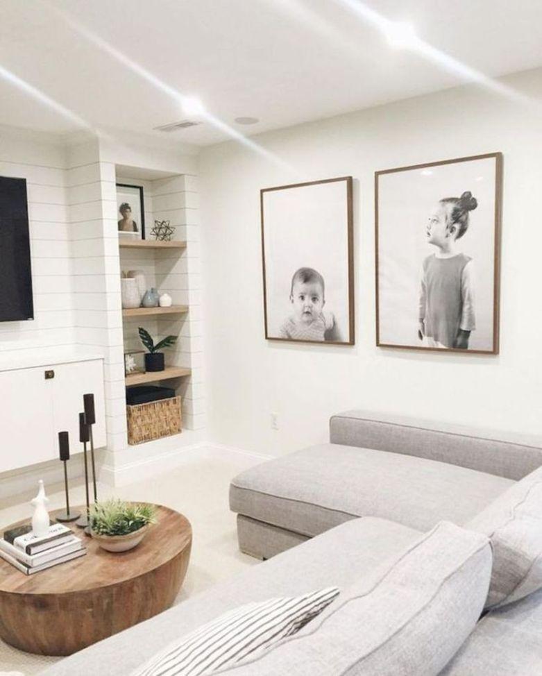 Stunning scandinavian living room design ideas 19