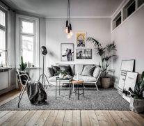 Stunning scandinavian living room design ideas 31