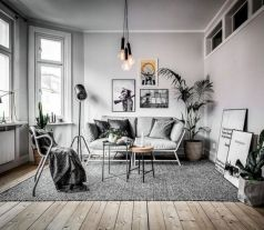 Stunning scandinavian living room design ideas 31