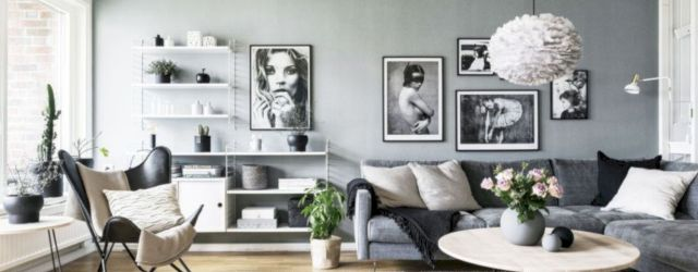 Stunning scandinavian living room design ideas 38