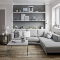 Stunning scandinavian living room design ideas 48