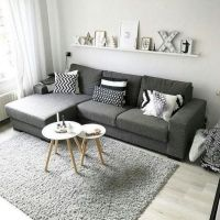 Stunning scandinavian living room design ideas 49