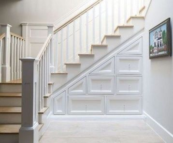 Unique coastal stairs design ideas for home this summer 07