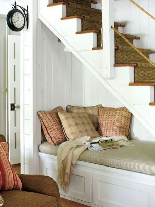 Unique coastal stairs design ideas for home this summer 17