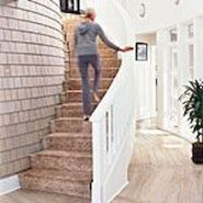 Unique coastal stairs design ideas for home this summer 37