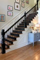 Unique coastal stairs design ideas for home this summer 40