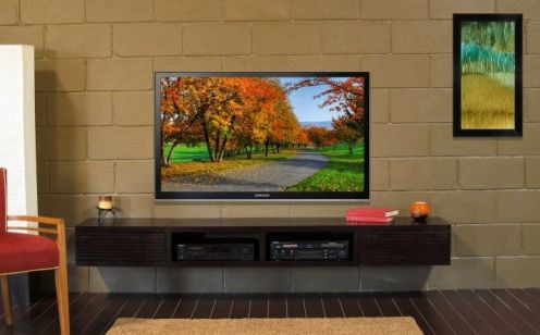 Adorable tv wall decor ideas 06