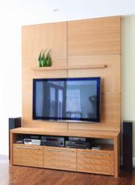 Adorable tv wall decor ideas 07