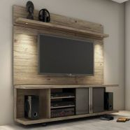 Adorable tv wall decor ideas 10