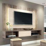 Adorable tv wall decor ideas 11