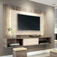 Adorable tv wall decor ideas 11