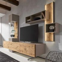 Adorable tv wall decor ideas 28