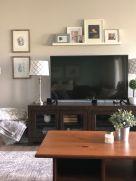 Adorable tv wall decor ideas 31