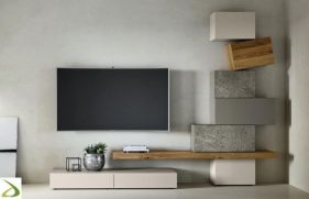 Adorable tv wall decor ideas 35