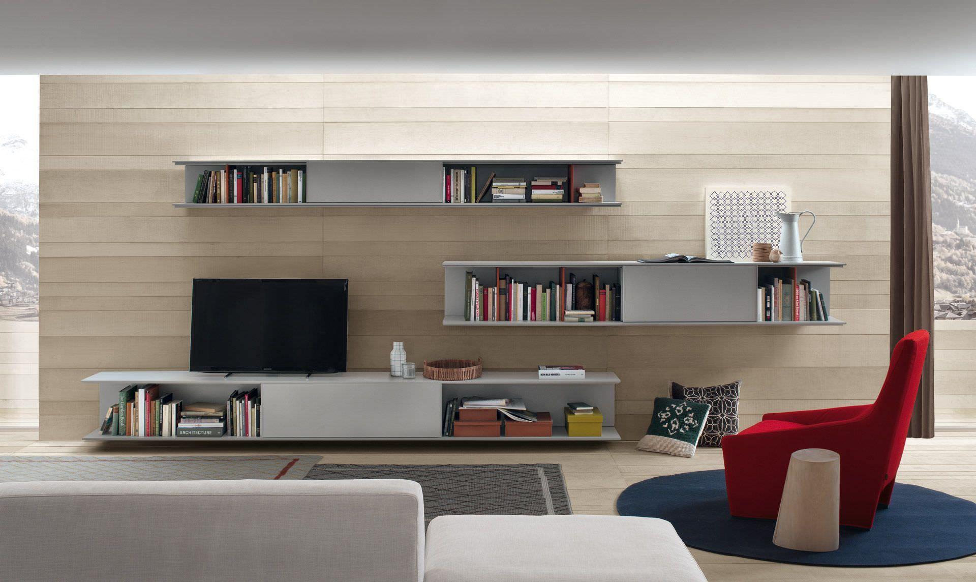 Adorable tv wall decor ideas 36