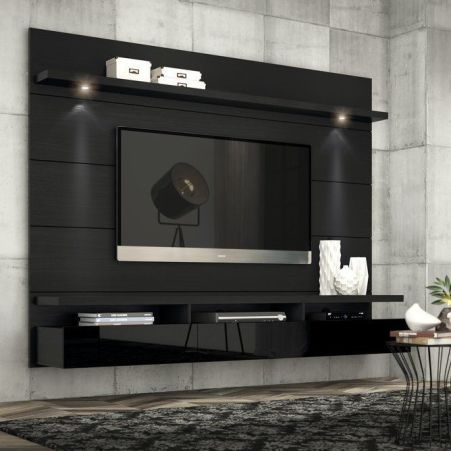 Adorable tv wall decor ideas 39