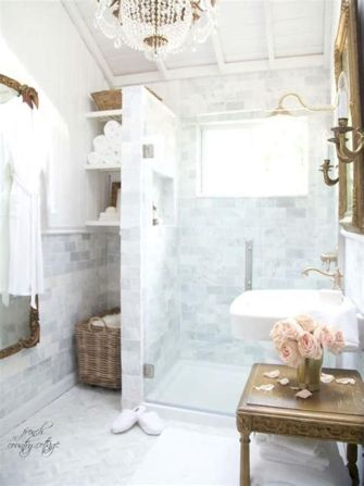 Amazing country bathrooms ideas you can imitate 16