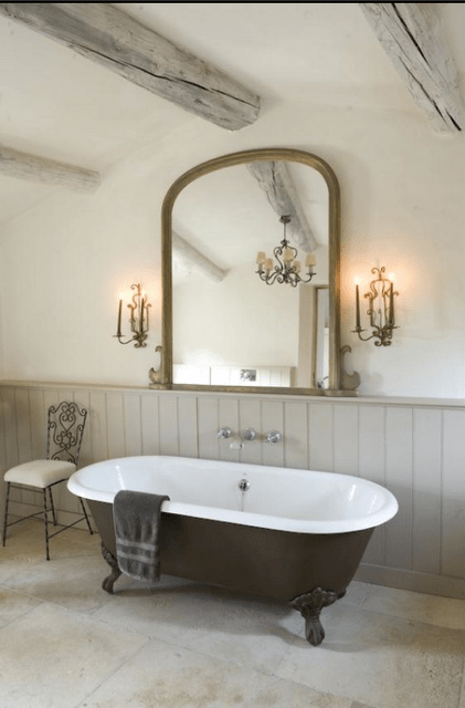 Amazing country bathrooms ideas you can imitate 45