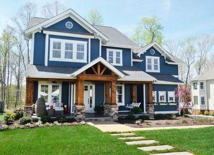 Amazing old houses design ideas will look elegant 20