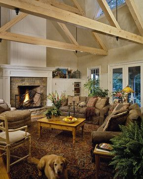 Attractive traditional living room designs ideas in italian 06