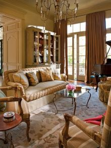 Attractive traditional living room designs ideas in italian 13