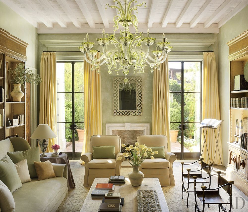 Attractive traditional living room designs ideas in italian 29